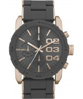 Buy Diesel Ladies Franchise Chronograph Matte Watch online