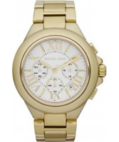 Buy Michael Kors Ladies Camille Chronograph Watch online