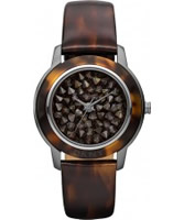 Buy DKNY Ladies TortoiseShell Watch online