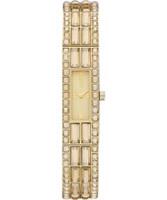 Buy DKNY Ladies Essentials and Glitz Gold IP Watch online