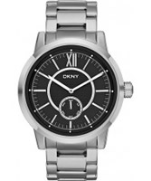 Buy DKNY Mens Casual Steel Watch online
