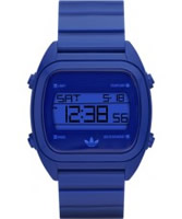 Buy Adidas Sydney Blue Digital Watch online