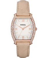 Buy Fossil Ladies Wallace Analogue Watch online