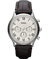 Buy Fossil Mens Ansel Chronograph Watch online