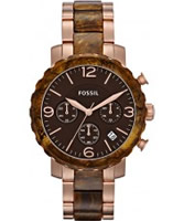 Buy Fossil Ladies Natalie Chronograph Watch online