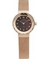 Buy Skagen Ladies Rose Gold Klassik Mesh Watch online