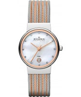Buy Skagen Ladies Two Tone Klassik Watch online