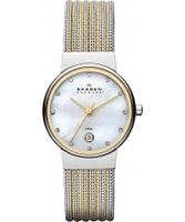 Buy Skagen Ladies Two Tone Klassik Watch online
