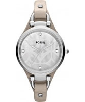Buy Fossil Ladies Georgia Dress Watch online