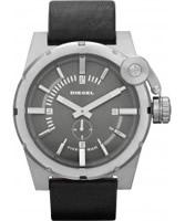 Buy Diesel Mens Advanced Black Watch online