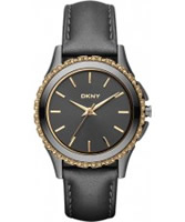 Buy DKNY Ladies Street Smart Grey Watch online