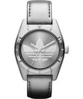 Buy Adidas Mini Santiago Silver Watch online