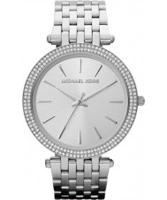 Buy Michael Kors Ladies All Silver Watch online