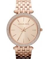 Buy Michael Kors Ladies All Rose Gold Watch online