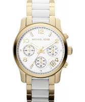 Buy Michael Kors Ladies Runway Chronograph Watch online