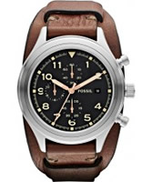 Buy Fossil Mens Compass Watch online