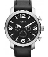 Buy Fossil Mens Nate Chronograph Watch online