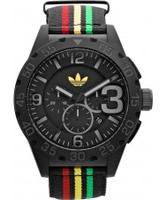 Buy Adidas Mens Newburgh Multicolor Chronograph Watch online