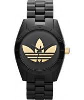 Buy Adidas Santiago 42mm Black Watch online
