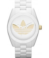 Buy Adidas Santiago 42mm White Watch online