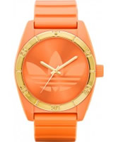 Buy Adidas Santiago 42mm Orange Watch online