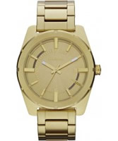 Buy Diesel Ladies Good Company Gold Watch online