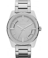 Buy Diesel Ladies Good Company Silver Watch online