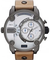 Buy Diesel Mens Baby Daddy Chrono Brown Watch online