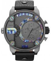 Buy Diesel Mens Baby Daddy Chrono Black Watch online