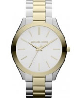 Buy Michael Kors Ladies Two Tone Watch online