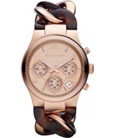 Buy Michael Kors Ladies Runaway Chronograph Watch online