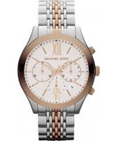 Buy Michael Kors Ladies Brookton Chronograph Watch online