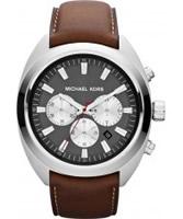 Buy Michael Kors Mens Dean Chronograph Watch online
