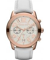 Buy Michael Kors Ladies Mercer Chronograph Watch online