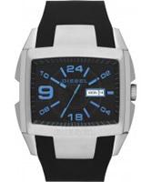 Buy Diesel Mens BUGOUT Black Watch online