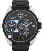 Buy Diesel Mens Mr Daddy Chrono Watch online