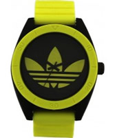 Buy Adidas Santiago Yellow Watch online