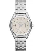 Buy DKNY Ladies Essentials Silver Tone Steel Bracelet Watch online