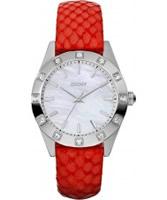 Buy DKNY Ladies Red Watch online