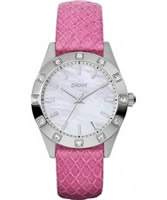 Buy DKNY Ladies Pink Watch online