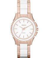 Buy DKNY Ladies CERAMIX Watch online
