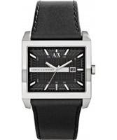 Buy Armani Exchange Mens All Black Tenno Smart Watch online