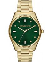 Buy Michael Kors Ladies Gold Felicity Watch online