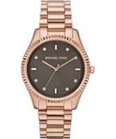 Buy Michael Kors Ladies Rose Gold Felicity Watch online