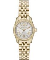 Buy Michael Kors Ladies Gold Lexington Watch online