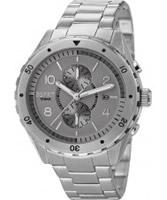 Buy Esprit Mens Alamo Chronograph Grey Watch online