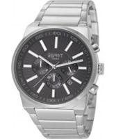 Buy Esprit Mens Modesto Chronograph Anthracite Watch online