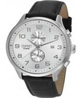 Buy Esprit Mens Cerritos Chronograph White Watch online