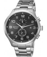 Buy Esprit Mens Cerritos Chronograph Black Watch online