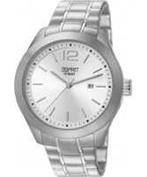 Buy Esprit Mens Misto White Watch online